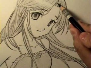 Mark Crilley: How To Draw An Innocent Looking Manga Girl