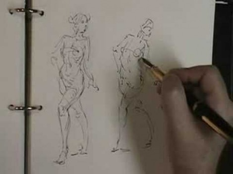 How To Use A Sketch Book