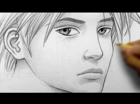 Mark Crilley How To Draw A Realistic Manga Anime